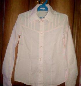 Блузка и рубашка на девочку