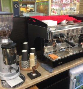 Обучение бариста, консультации кофейный бизнес