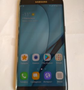 Смартфон Samsung SM-G935FD Galaxy S7 edge