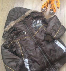 🏂Спортивная куртка от Спорт Мастер