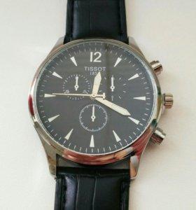 Часы мужские Tissot + портмоне клатч