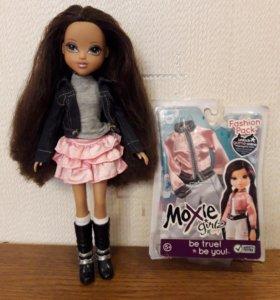 Кукла Moxie + одежда.
