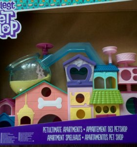 Дом littlest pet shop
