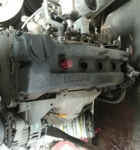 Nissan March двигатель CG10DE