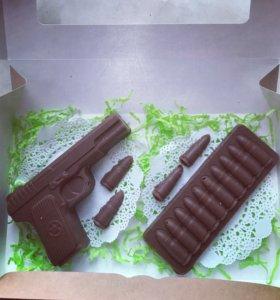 Шоколадные наборы