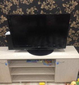 Телевизор LG диагональ 37