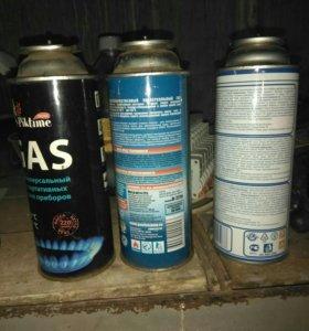 Портативные газовые болончики