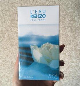 L`EAU KENZO POUR FEMME 50мл Туалетная вода