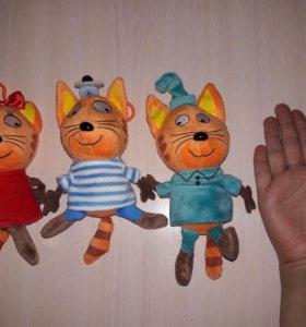 Новые игрушки!