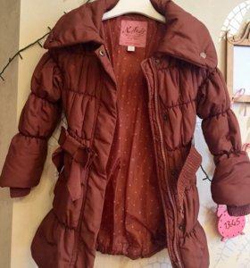 Куртка NEXT, 116, 5-6 лет