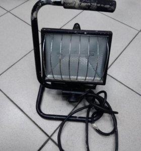 Прожектор галогеновый на 500 вт