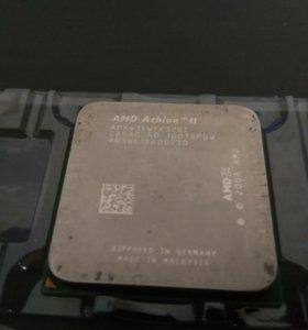 Процессор AMD Athlon II X3 435 cadac