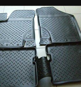 Гранта/Калина ковры салона полиуретан