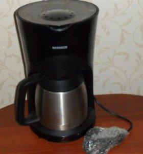 Кофеварка SEVERIN.