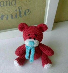 Мишка Тедди handmade
