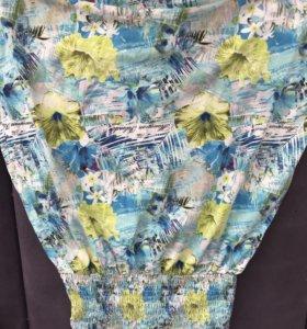 Платья , рубашка , джинсы.