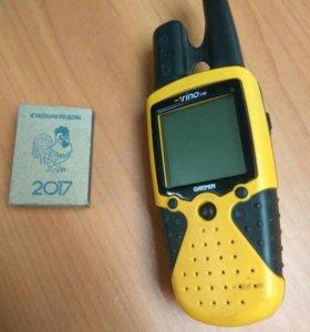 Рация с GPS Garmin Rino 110