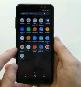 Galaxy A8 копия