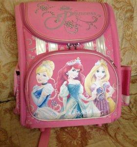 Рюкзак ортопедический для девочки