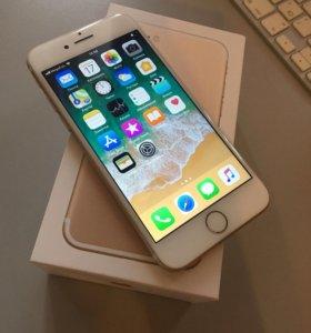 iPhone 7 32Gb Gold Ростест