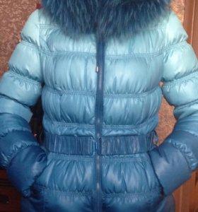 Курточка- пуховик