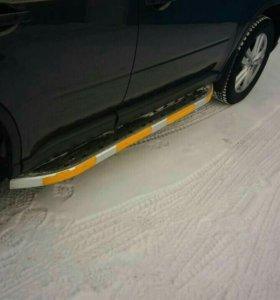 Автомобильные пороги