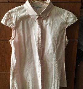 Рубашка 👚 для девочки 11-13 лет