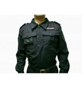 Новый костюм ппс полиция