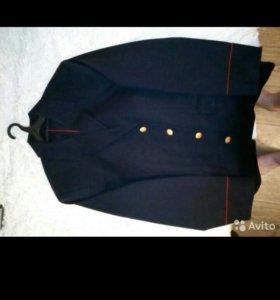 Новый китель и брюки полиция