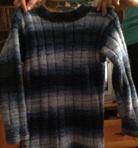 Вязанная кофта 28-30 размер