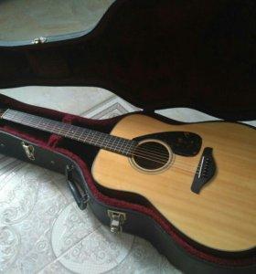 Акустическая гитара Yamaha FG700S+струны Elixir
