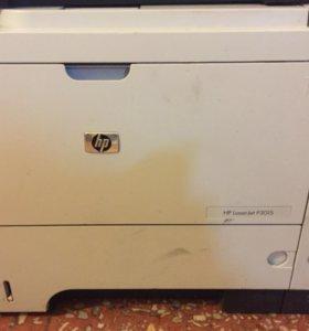 Принтер hp p3015