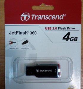 Флеш накопитель 4GB