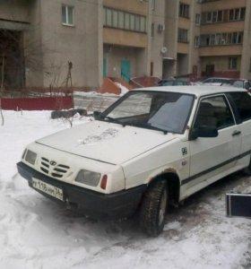 ВАЗ (Lada) 2108, 1992