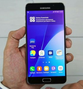 Samsung galaxy A7 2017 копия