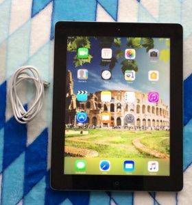 iPad 4 16Gb Wi-Fi Only Чёрный