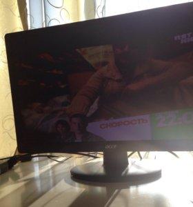 Телевизор + приставка