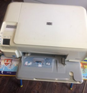 Принтер сканер копир+ фотопринтер hp C 4483