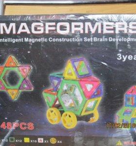 MAGFORMERS 48 PCS