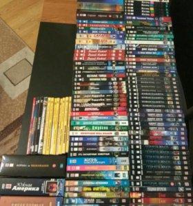 Коллекция DVD диски
