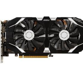 MSI GeForce GTX 1060 1544Mhz PCI-E 3.0 3072Mb 8008