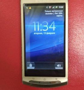Sony Ericsson XPERIA MT11