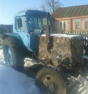 Трактор МТЗ - 80