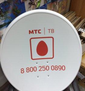 Спутниковая антенна МТС