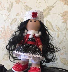 Куколка интерьерная Буся