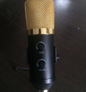Продам студийный микрофон bm-100