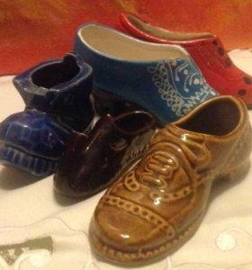 Туфельки коллекционные