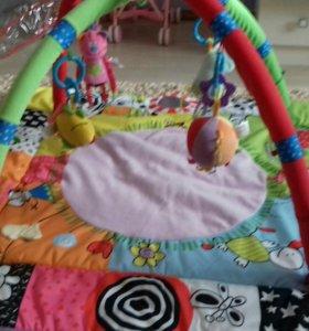 Продам детский развивающий коврик!