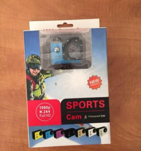 Экшн камера SportCam 1080p