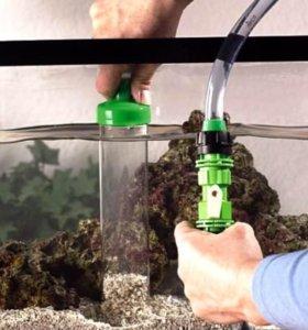 Обслуживание 🐋 аквариумов